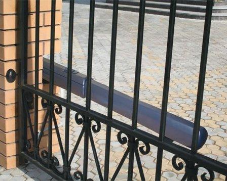 Автоматические ворота: блоки управления приводом ворот