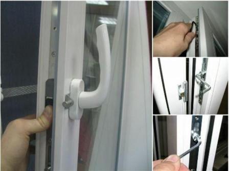 Как провести ремонт пластикового окна?