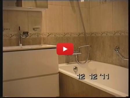 Ремонт ванной - все этапы ремонта (видео)