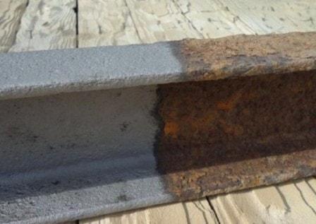 Защита металла от коррозии