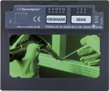 Автоматический светофильтр сварочной маски хамелеон