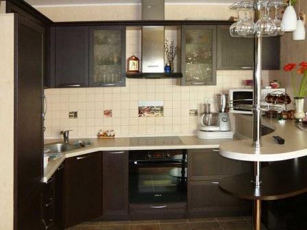 Дизайн интерьера кухни - кухонная мебель, функциональность, экологичность,  ...