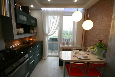 Дизайн интерьера кухни - кухонная мебель, функциональность, экологичность, экономия средств