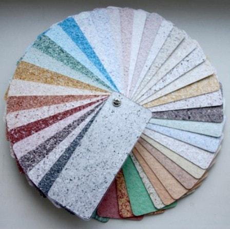 Мозаичные краски