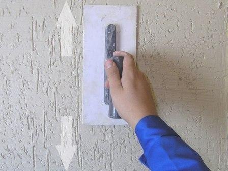 Фактурные покрытия для стен