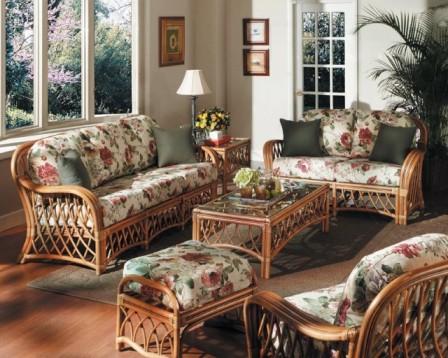 Мебель из ротанга: почему актуально?