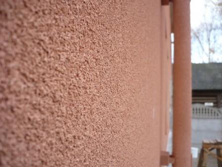 Инновационные строительные технологии: пробковое напыление