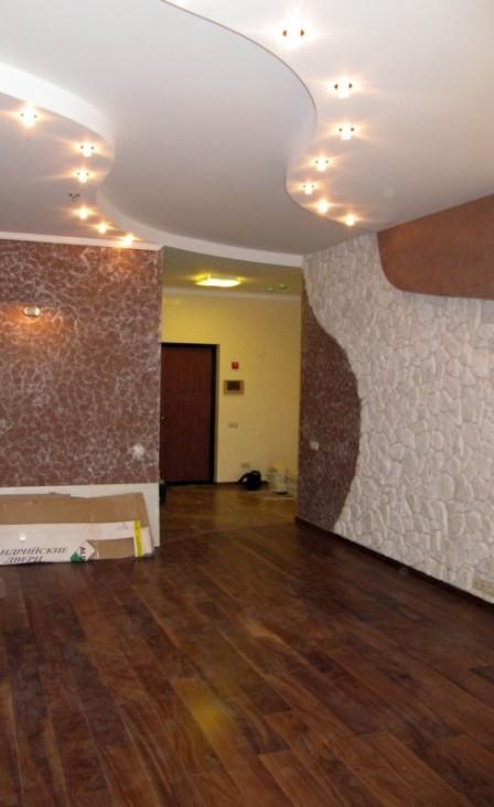Ремонт в новой квартире без отделки