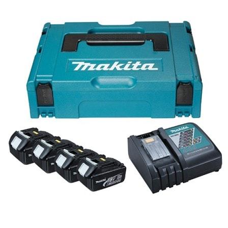 Li-ion аккумуляторы Makita и их преимущества