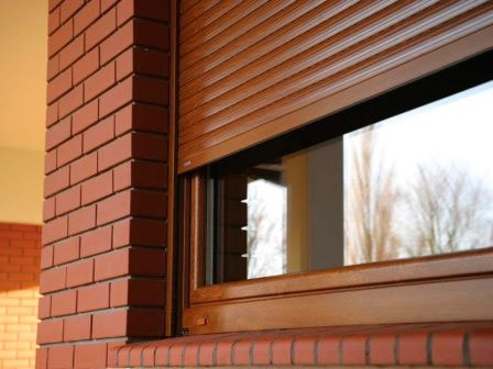 Защитные жалюзи для формирования максимальной безопасности вашего жилища