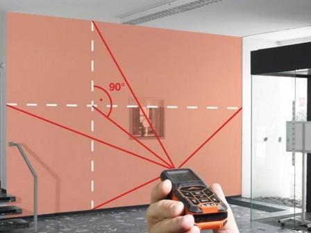 Лазерный дальномер – повышение скорости и точности выполнения замеров