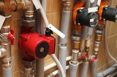 Теплоносители, используемые системах отопления