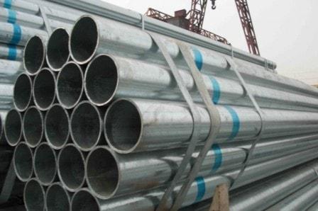 О стальных трубах ВГП