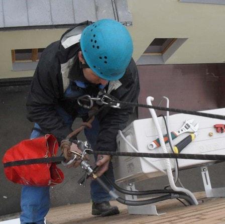 Что представляют собой процессы монтажа и демонтажа кондиционеров?