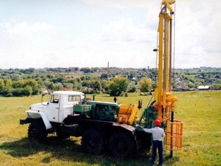 Порядок выполнения инженерно-геологической разведки