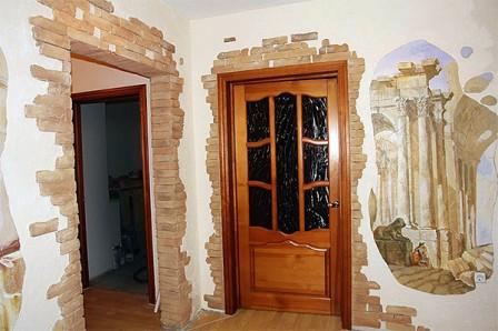 Применение искусственного камня в дизайне интерьера