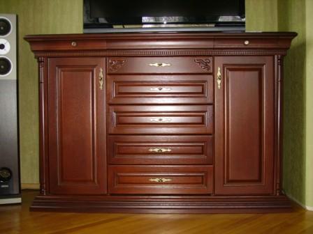 Качество на века - мебель из массива