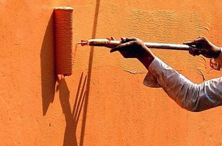 Какие краски использовать для окрашивания бетонных поверхностей?