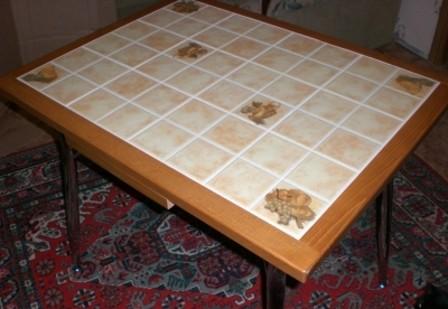 Возвращаем старый стол к жизни