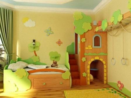 Создайте уютный мирок для своего ребенка