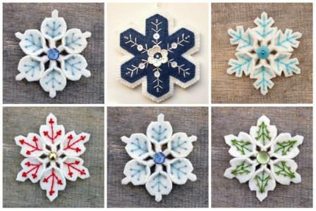 52 новогодние поделки из ткани - создаем праздничное настроение