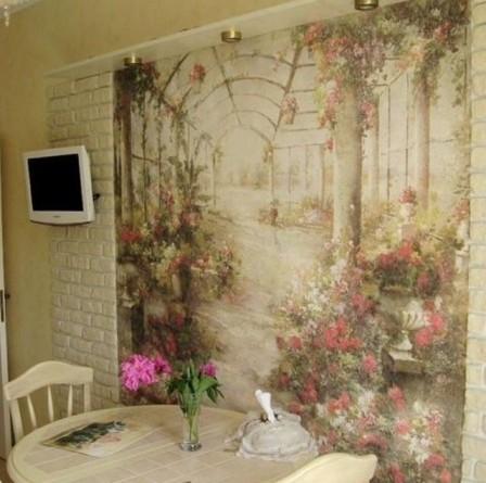 38 идей по украшению кухонных стен