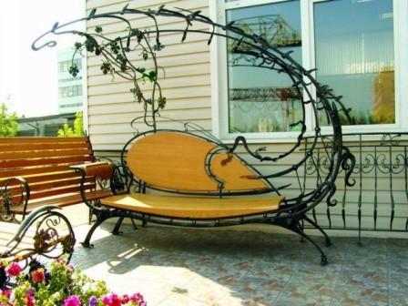Создаем красивый сад: какую мебель купить?
