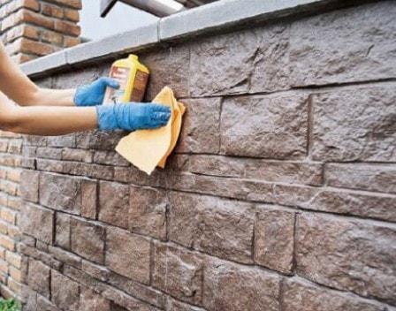 Как ухаживать за поверхностями из природного камня?