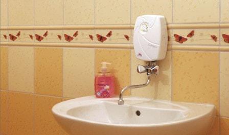 Водонагреватели – эффективное решение проблемы отсутствия горячей воды