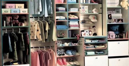Оптимизируем хранение вещей в шкафу