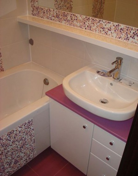 полки для ванной комнаты купить