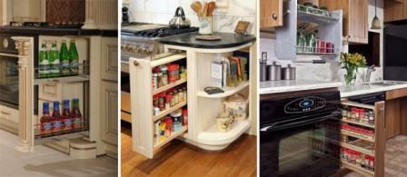 Нужны ли карго системы для кухни и как их выбирать