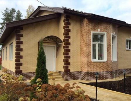 Фасадные термопанели - 2в1: утепление и отделка