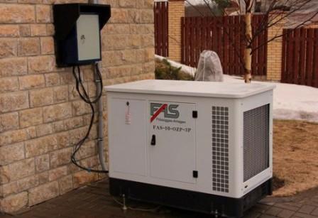 Газовый генератор - альтернативный источник питания
