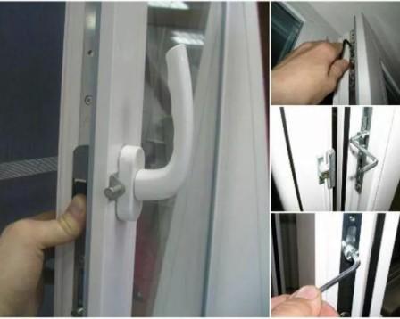 Когда пластиковые окна нужно регулировать и ремонтировать?