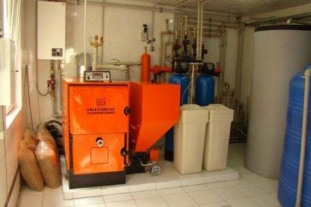 Пеллетные котлы – экономичная альтернатива газовому отоплению