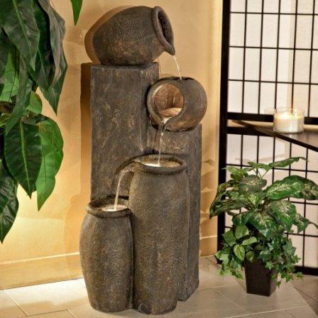 Художественно-декоративные изделия из камня в интерьере