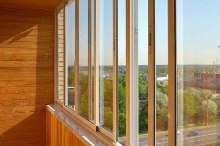 Обновление балкона