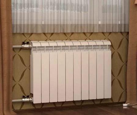Виды и характеристики биметаллических радиаторов