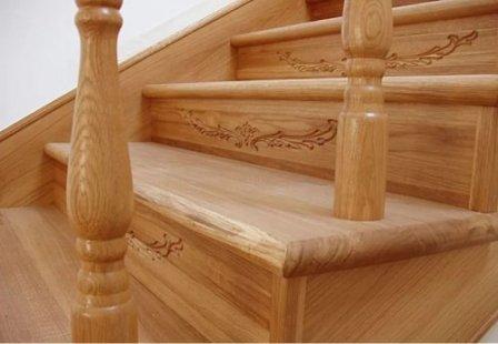 На каких ступенях для лестницы остановить свой выбор?