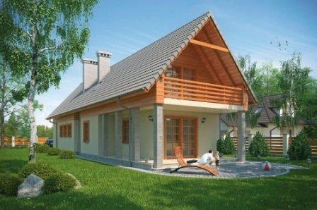 Особенности строительства каркасных домов на узких земельных участках