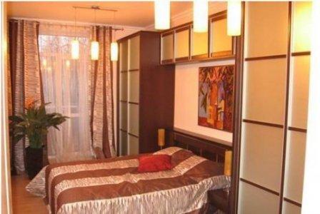 Гармоничная меблировка спальни