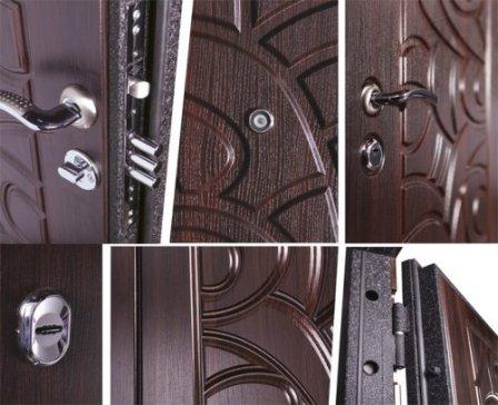 Безопасность: главный критерий входной двери