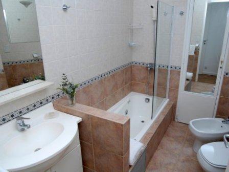 Капитальный ремонт в ванной комнате