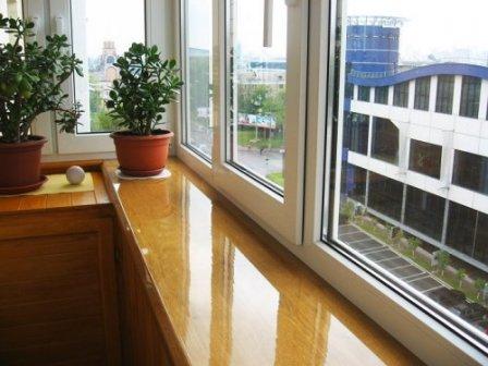 Правильное остекление и отделка балконов