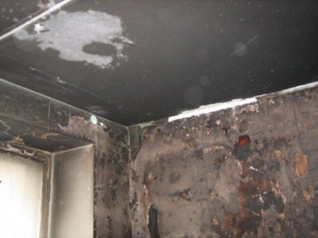 Как отремонтировать квартиру после пожара?