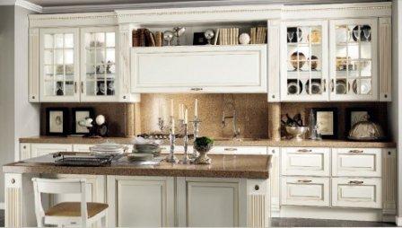 Кухня Балтимора Скаволини - практичная классика