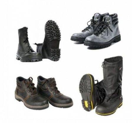 Как правильно выбрать рабочую обувь