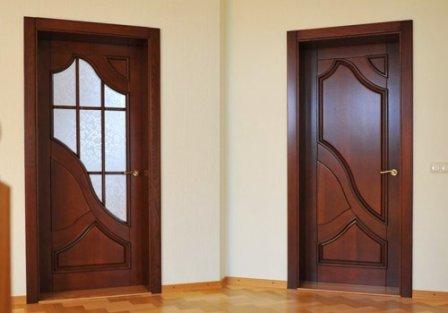 Стилистика межкомнатных дверей