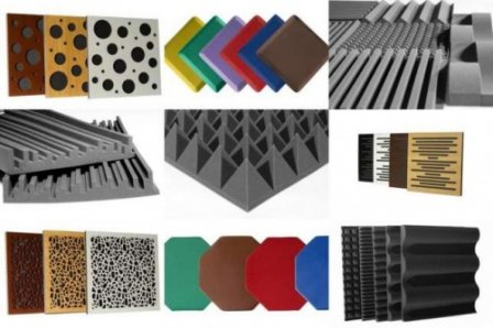 Выбор эффективного звукоизоляционного материала